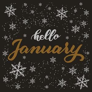 يناير شهر كم
