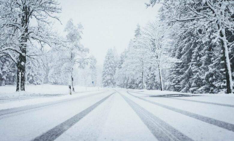 متى يبدأ الشتاء 2021 - 2022